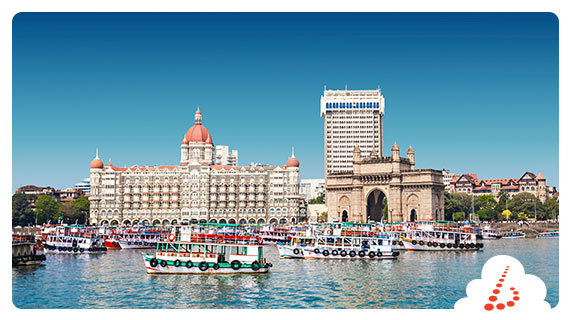Brussels Airlines - neue Destination Mumbai